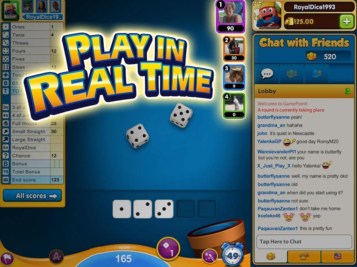 Buffalo casino game