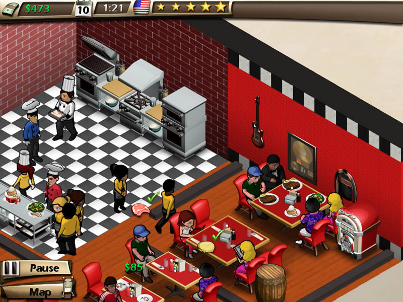 Family Restaurant > iPad, iPhone, Android, Mac & PC Game ...