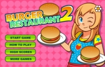 Download and play Burger Restaurant 2Online