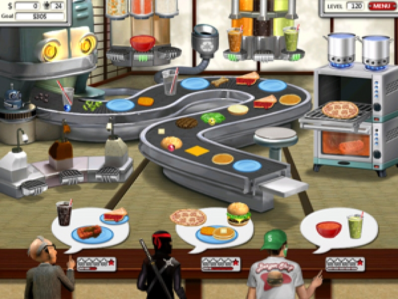 My burger shop: fast food for android download apk free.