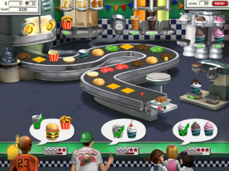 Download my burger shop 2 fast food restaurant game on pc & mac.