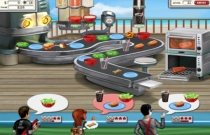 Download en speel Burger Shop 2