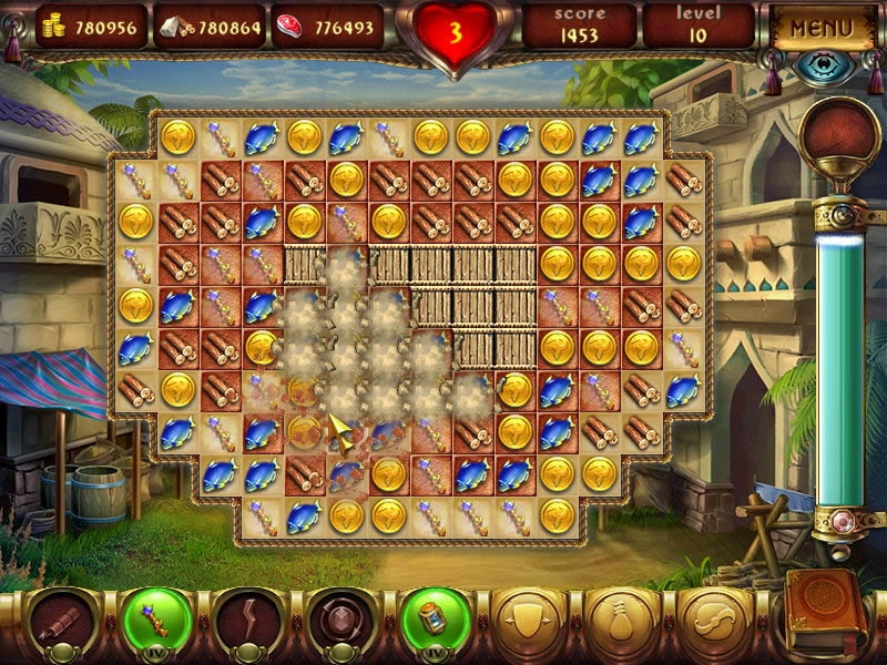 cradle of persia free online game