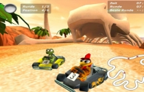 Download and play Crazy Chicken Kart 3