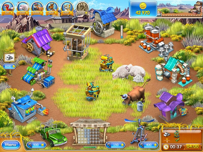 Farm Frenzy 3: American Pie - Download and play on PC | Youdagames com