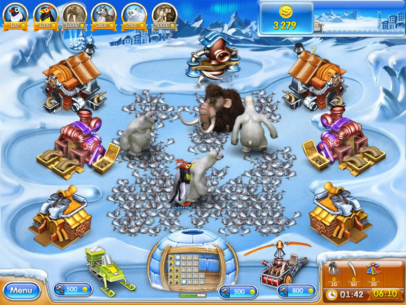 Farm Frenzy 3: Ice Age - Download and play on PC
