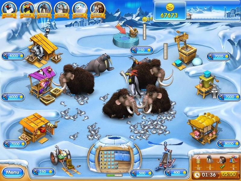 Ice age free
