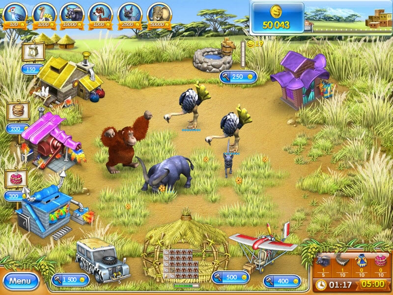 Farm Frenzy 3: Madagascar - Download and play on PC