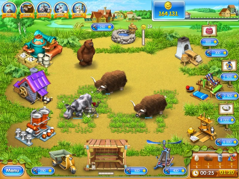Farm Frenzy 3 - Download and play on PC | Youdagames com