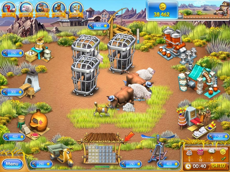 play free online games farm frenzy full version
