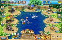 Download en speel Farm Frenzy: Gone Fishing