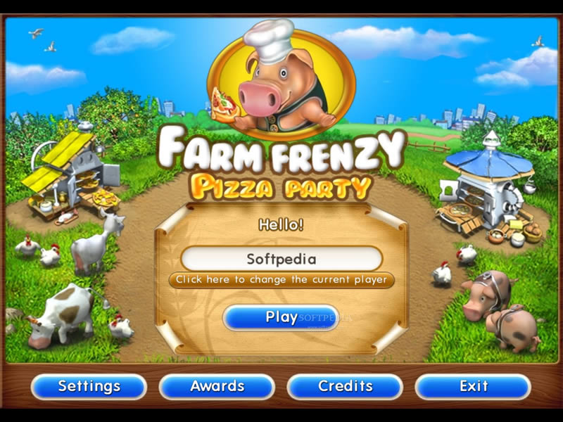 Free download game pizza frenzy full version.