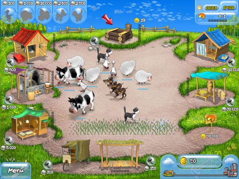 Farm Frenzy - Download and play on PC | Youdagames com