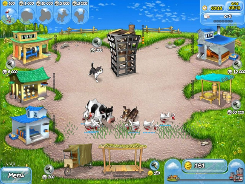 Farm Frenzy - Download and play on PC   Youdagames com