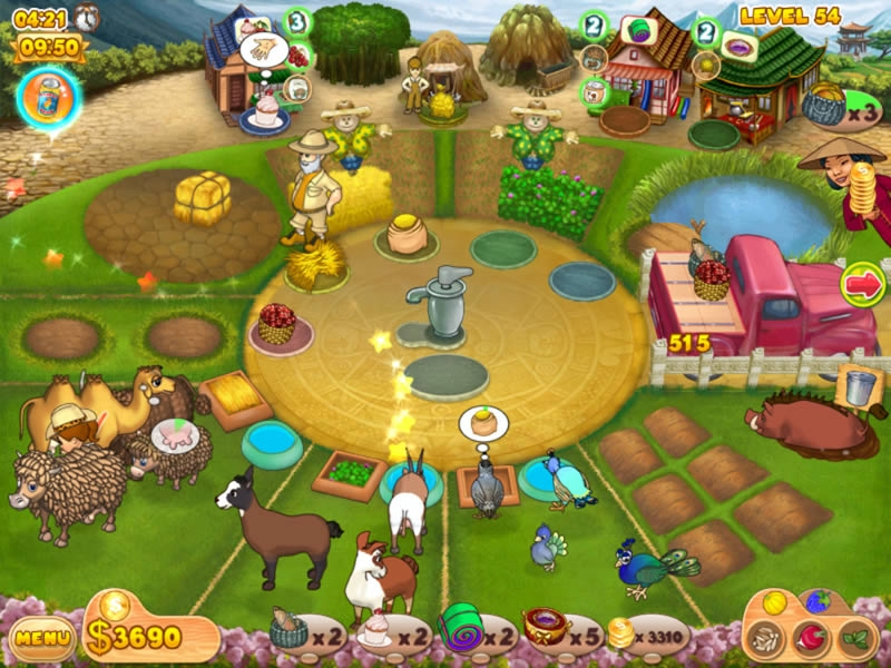 farm mania 3 hot vacation free download full version