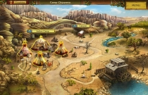 Download and play Golden Trails: The New Western Rush