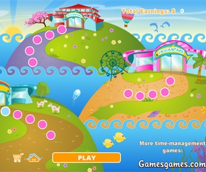 Oceanpark Manager Play Online For Free Youdagames Com