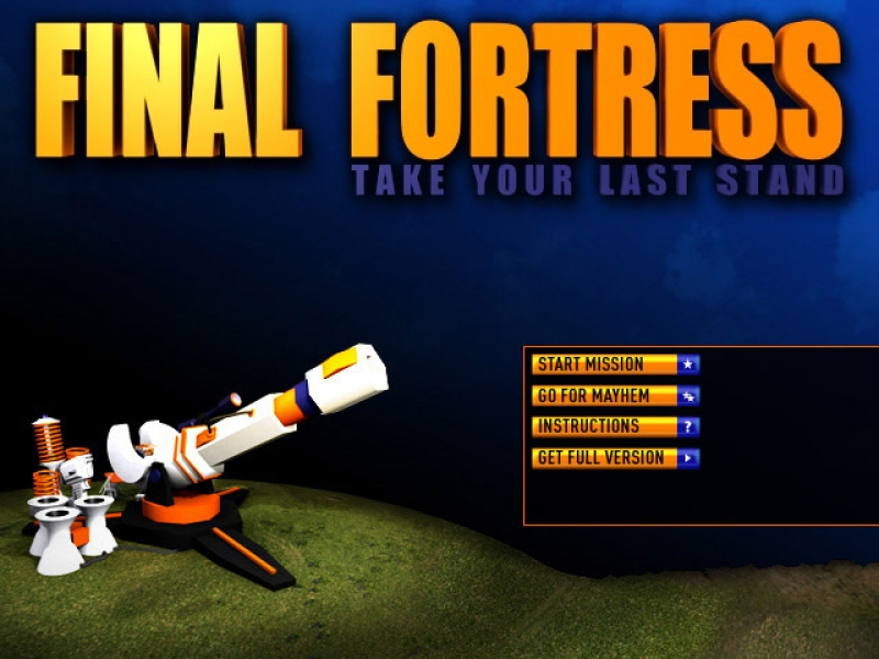 Final Fortress - Play online for free | Youdagames com