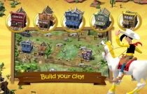 Download and play Lucky Luke Transcontinental Railroad
