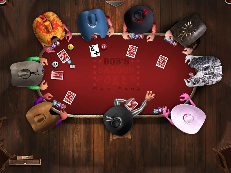 Texas Governor Poker