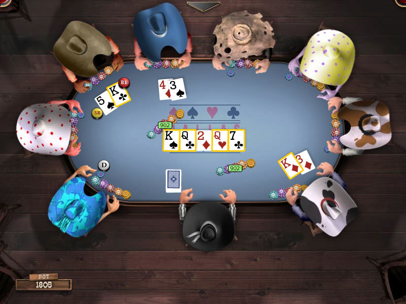 Poker Online Games For Fun