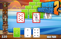 Download and play Sunset Solitaire 2Online