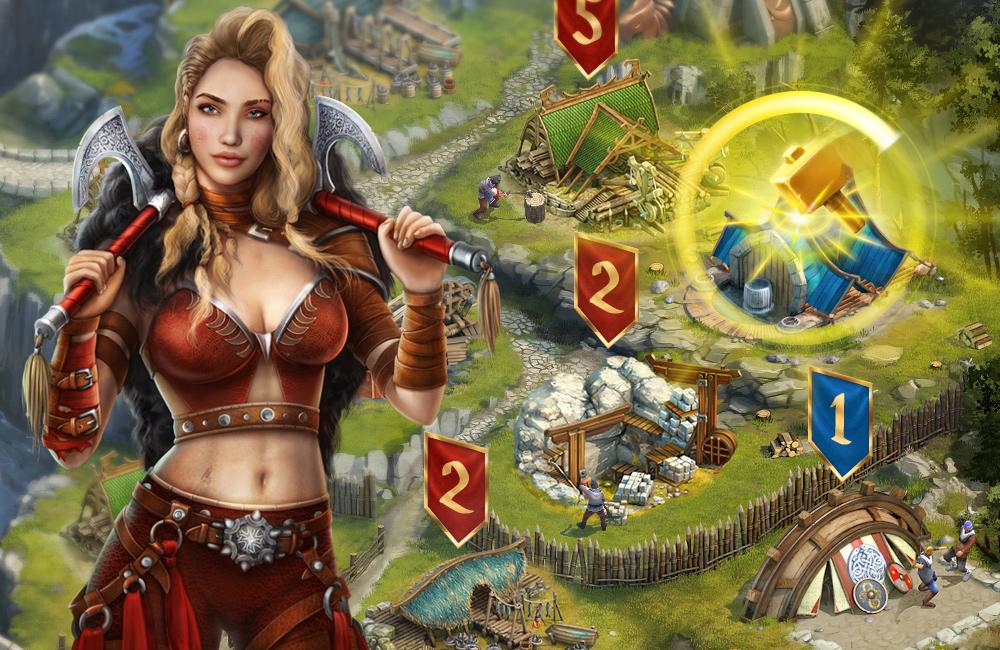 Vikings Free Online Game