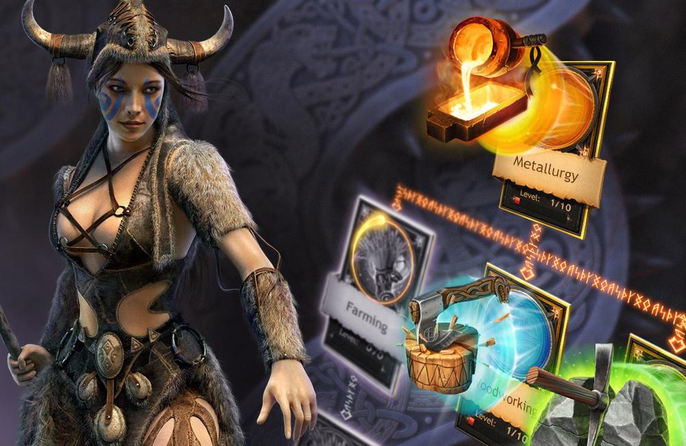 Vikings Online Game